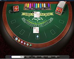 Poker palace blackjack