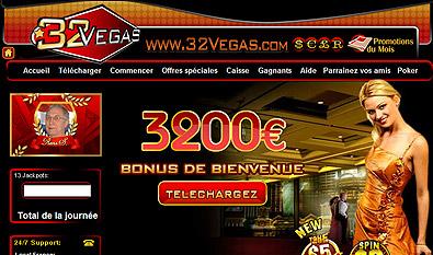 Telecharger casino 32 vegas what causes gambling addictions
