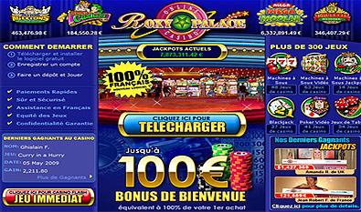 casino roxy palace ligne
