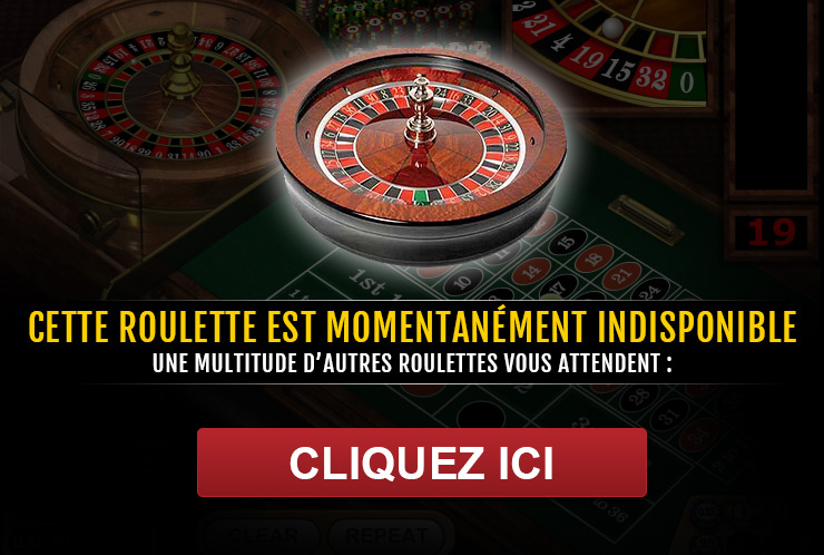 Roulette casino en ligne flash