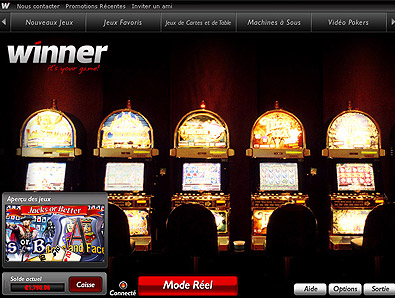 casino sur internet