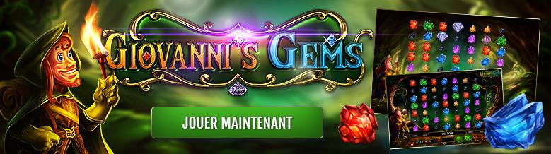 Machine à sous Genies Gems gratuit dans Microgaming casino