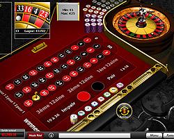 Jouer roulette anglaise en ligne